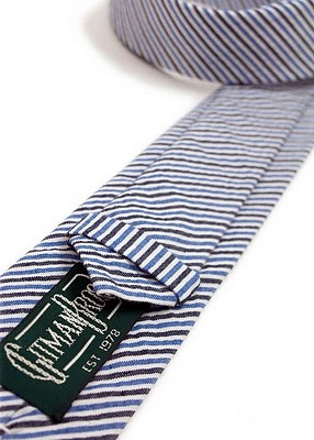 Gitman Vintage Tie at The Exceptional Man, Chicago