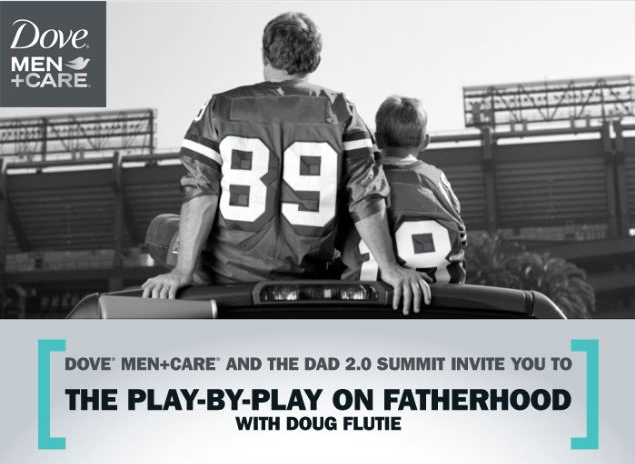 Dove Men+Care Play by Play on Fatherhood